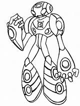 Ben Coloring Pages Alien Ultimate Boys Printable Recommended Kid Mycoloring sketch template