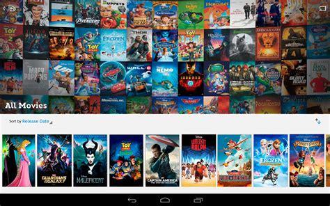 Disney And Google Play Team Up To Bring Disney Movies