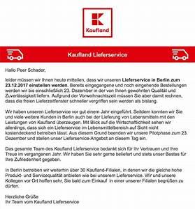 Kaufland Berlin Filialen : noch vor weihnachten kaufland macht schluss mit seinem lieferservice supermarktblogsupermarktblog ~ Eleganceandgraceweddings.com Haus und Dekorationen