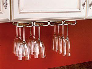 rev  shelf  sn  mm quad wine stemware rack satin nickel  hardware hut