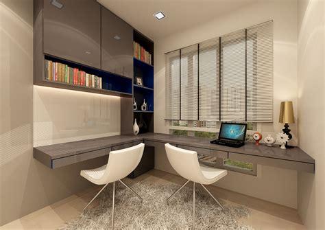 study room design study project at adora green