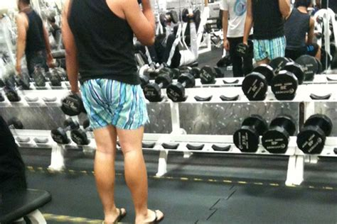 These Gym Outfit Fails Are Epic. It Will Make You Think Twice Before Going To The Gym. u2013 Page 5 ...