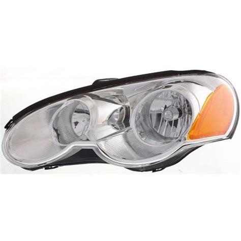 Chrysler Sebring Wiring Harnes Headlight by 2003 2004 2005 Sebring Coupe Headlight Pair