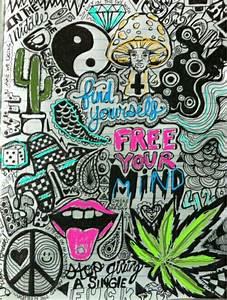 Simple Psychedelic Drawings Tumblr | www.pixshark.com ...