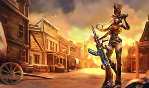 Sheriff Caitlyn :: League of Legends (LoL) Champion Skin ...