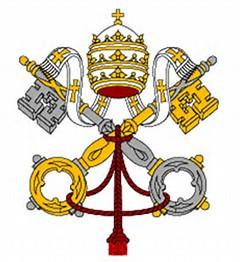 Image result for images vatican symbol
