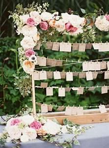 Nom De Table Mariage Champetre : quel type de plan de table cr er pour un mariage champ tre ~ Melissatoandfro.com Idées de Décoration