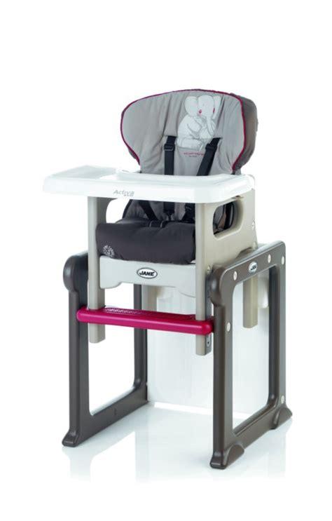 chaise haute qui fait transat chaise haute activa