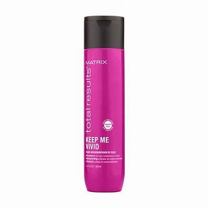 Vivid Keep Matrix Shampoo Total Results Shampooing