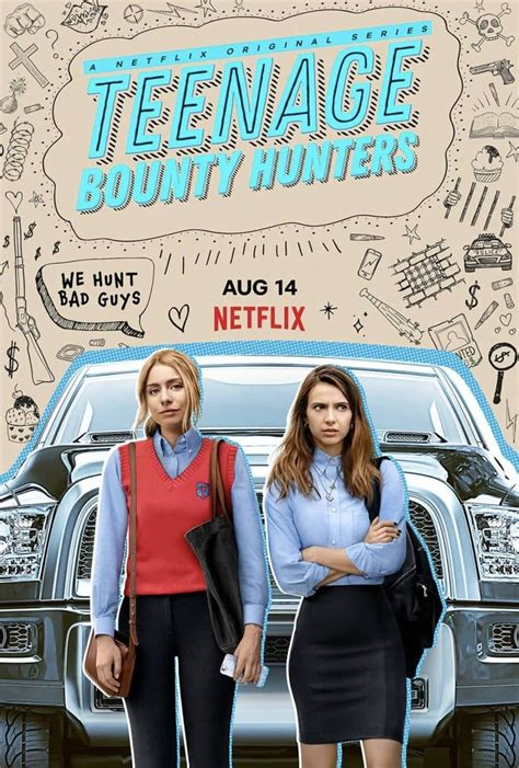 TEENAGE BOUNTY HUNTERS Trailer And Poster | SEAT42F in ...