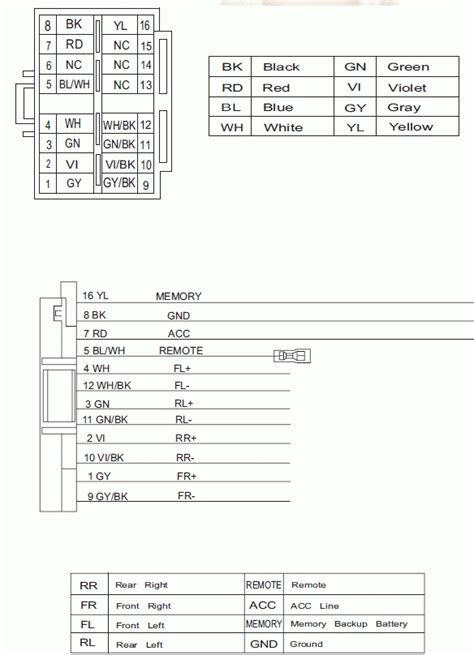jvc kd r330 wiring diagram wiring diagram and fuse box diagram