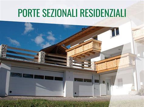 Breda Portoni Sezionali Prezzi by Breda Sistemi Industriali Porte Garage Residenziali