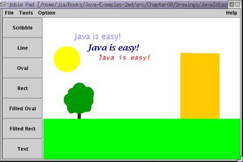 object oriented software development  java source code