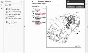 U0026gt Workshop Manual Service  U0026 Repair Guide For Volkswagen
