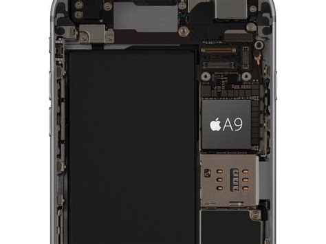 iphone processor the apple a9 processor in the iphone 6s and 6s plus is 70