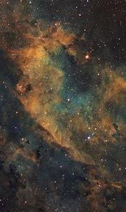 Nebula Near Sadr   The nebula in the middle of this image ...