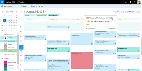 Office 365 Outlook Calendar by Office 365 S Outlook Web Interface Spruces Up With New