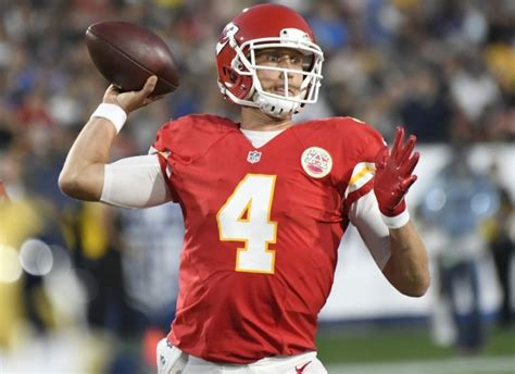 kc chiefs vikings  interest  trading  nick foles
