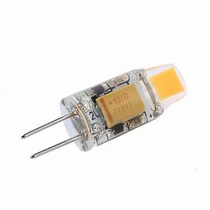 Remplacement Lampe Halogene 500w Par Led : g4 cob led lumi re 1w 1 6w ampoule ac dc 12v 2700k ~ Edinachiropracticcenter.com Idées de Décoration