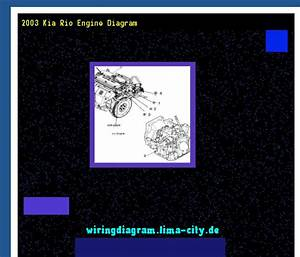 2003 Kia Rio Engine Diagram  Wiring Diagram 174829