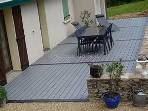 Bois Composite Pour Terrasse : terrasse bois angers menuisier terrasse sol artisan ~ Edinachiropracticcenter.com Idées de Décoration