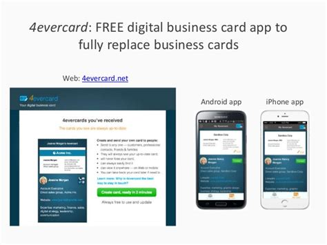 4evercard, Your Digital Business Card American Flag Business Card Stock Visiting Sample For Travel Agency Catering Administrator Scanner In Android App Outlook Phone Typography Rules