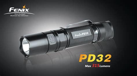 le fenix pd32 le torche tactique pour la