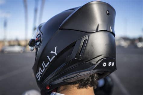 Skully Ar-1 Helmet Hands-on