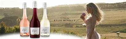 Kylie Minogue Carry Wines