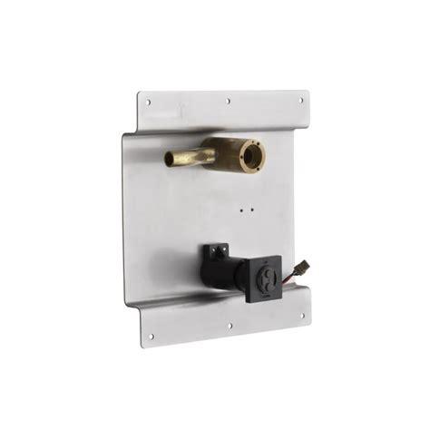 installing kohler bathroom sink shop kohler lavatory sink installation kit at lowes com