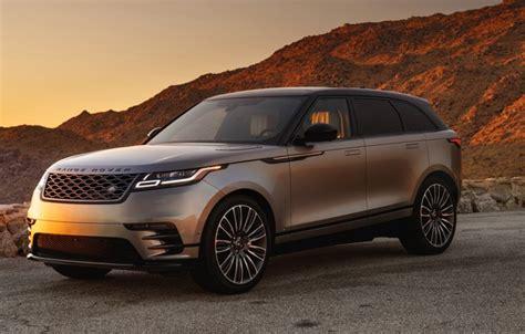 Land Rover Range Rover Velar 4k Wallpapers by обои Land Rover Range Rover 2018 Dynamic Velar