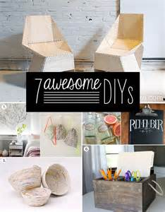 Awesome DIYs Pinterest