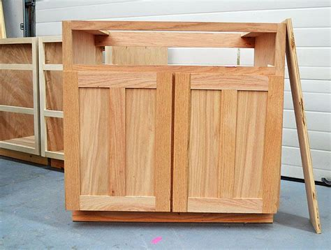 diy plywood cabinets white build a kitchen cabinet sink base 36