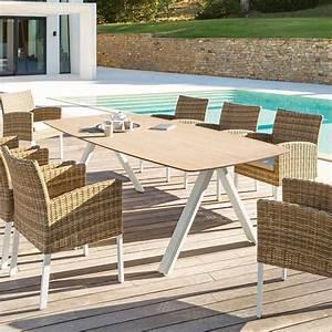 Table De Jardin Exterieur : table de jardin ~ Premium-room.com Idées de Décoration