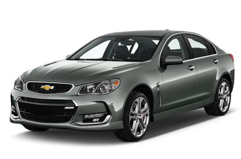 Chevrolet Car : 2016 Chevrolet Ss Reviews And Rating