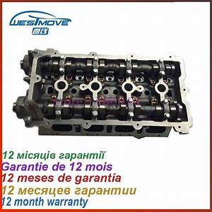 Complete Cylinder Head Assy Assembly For Chery A3 A5 Tiggo