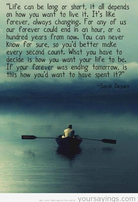 Boat Reflection Quotes by 70 Best Sarah Dessen Quotes Images On Pinterest Cute