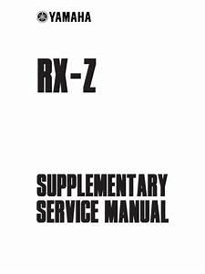 Rxz135 2001 Sp