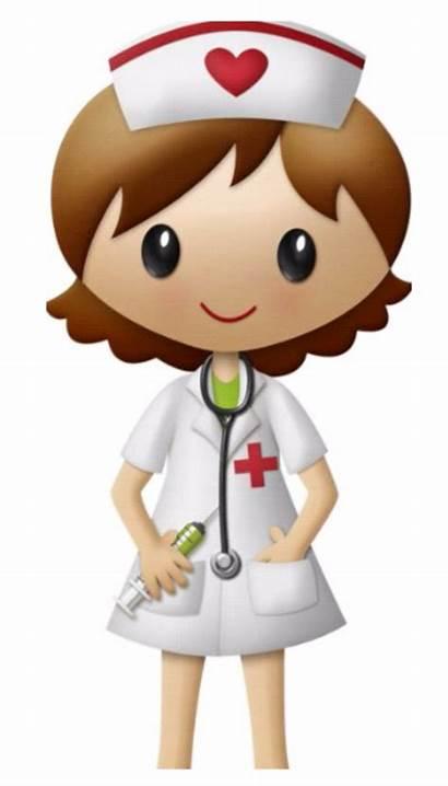 Nurse Clip Nursing Registered Clipart Transparent Nurses