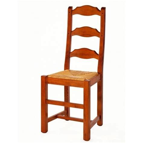chaise cuisine bois paille chaise de cuisine en bois et paille elba
