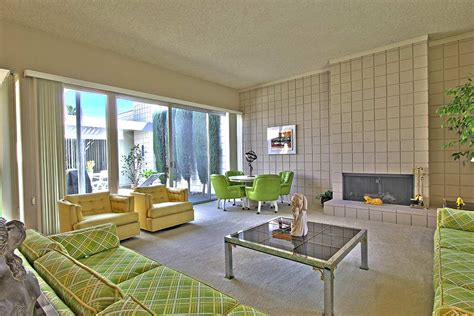 Decorating Ideas For Kitchen - 1965 palm springs a quincy jones time capsule condo retro renovation