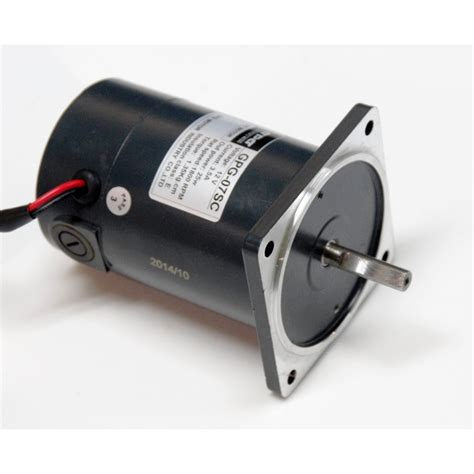 25w dc motor available in both 12v or 24v dc