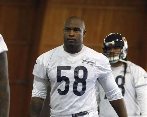Bears' D.j. Williams Shows Signs Of Improvement