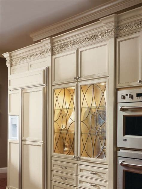 kitchen cabinets with glass inserts beautifull kitchen cabinets with glass inserts 8174