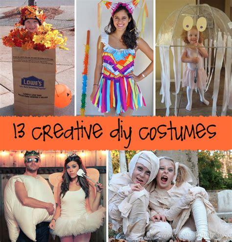 Creative DIY Halloween Costumes   creative gift ideas ...