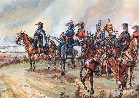 The Duke Of Wellington's Staff, Mont-saint-jean, Waterloo