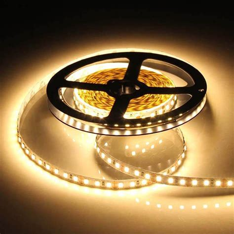 mjjc smd 2835 led strip light 12v warm white mjjcled com