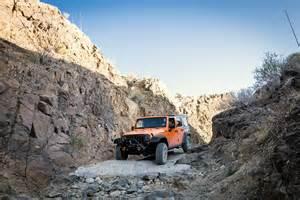 Jeep Trails Big Bend National Park