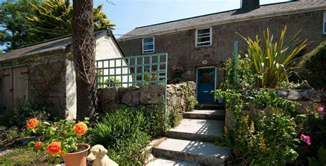 Holiday Cottage St Ives Cornwall Stone Barn In Countryside