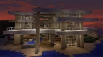 20 modern minecraft houses nerd reactor
